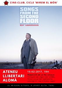 cine-club ateneu - febrer 2017