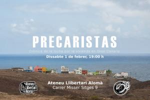 Documental Precaristas